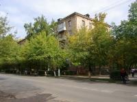 Elektrostal, Nikolaev st, house 33. Apartment house