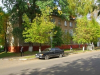 Elektrostal, Nikolaev st, house 38. Apartment house