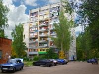Elektrostal, Yuzhny avenue, house 7 к.7. Apartment house