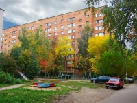 Elektrostal, Yuzhny avenue, house 9 к.4. Apartment house