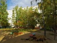 Elektrostal, Yuzhny avenue, house 17 к.1. Apartment house