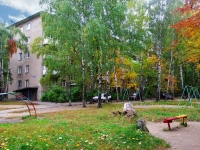 Elektrostal, Yuzhny avenue, house 17 к.2. Apartment house