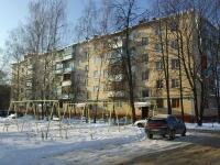 Elektrostal, Stalevarov st, house 8А. Apartment house
