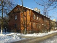 Elektrostal, Stalevarov st, house 15. Apartment house