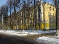 Elektrostal, Oktyabrskaya st, house 15. Apartment house