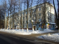 Elektrostal, Oktyabrskaya st, house 19. Apartment house