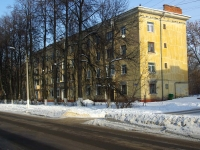Elektrostal, Oktyabrskaya st, house 25. Apartment house