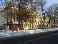 Elektrostal, Oktyabrskaya st, house 31. Apartment house