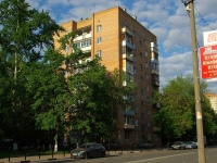 Электросталь, улица Победы, дом 2 к.1А. многоквартирный дом