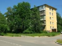 Elektrostal, Pobedy st, house 2 к.4. Apartment house