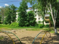 Elektrostal, Pobedy st, house 4 к.1. Apartment house