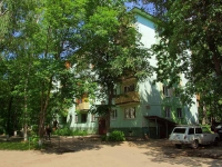 Elektrostal, Pobedy st, house 6 к.1. Apartment house