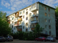 Elektrostal, Pobedy st, house 8 к.2. Apartment house