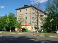 Elektrostal, Pobedy st, house 9 к.1. Apartment house