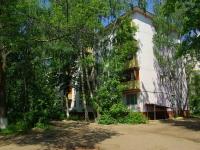 Elektrostal, Pobedy st, house 12 к.1. Apartment house