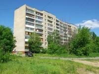 Elektrostal, Pobedy st, house 13 к.2. Apartment house
