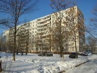 Elektrostal, Pobedy st, house 13 к.4. Apartment house