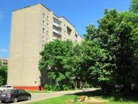 Elektrostal, Pobedy st, house 15 к.2. Apartment house