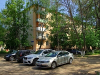 Elektrostal, Pobedy st, house 18 к.2. Apartment house