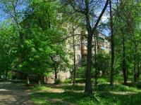 Elektrostal, Pobedy st, house 22 к.2. Apartment house