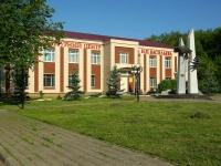 俄列科特罗斯塔里市, 文化宫 им. Н.П. Васильева, Karl Marks st, 房屋 7