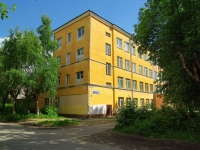 Elektrostal, school №3, Karl Marks st, house 44
