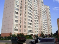 neighbour house: st. Ugreshskaya, house 6. Apartment house