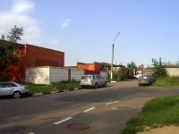 Dzerzhinsky, Ugreshskaya st, house 8. garage (parking)