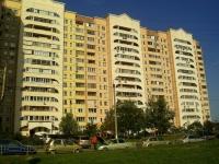 Dzerzhinsky, st Ugreshskaya, house 10. Apartment house