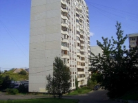 neighbour house: st. Ugreshskaya, house 14. Apartment house