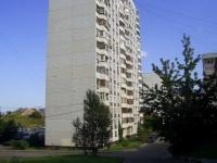 Dzerzhinsky, st Ugreshskaya, house 14. Apartment house