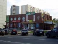 Dzerzhinsky, st Ugreshskaya, house 16. multi-purpose building