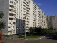 Dzerzhinsky, st Ugreshskaya, house 18. Apartment house