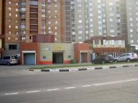 Дзержинский, улица Угрешская, дом 20А. многофункциональное здание