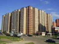 Dzerzhinsky, st Ugreshskaya, house 20. Apartment house