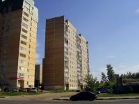 Dzerzhinsky, st Ugreshskaya, house 26. Apartment house