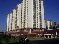 Dzerzhinsky, st Ugreshskaya, house 32. Apartment house