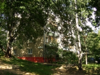 Dzerzhinsky, Lermontov st, house 1. Apartment house