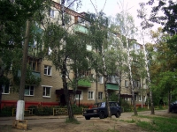 Dzerzhinsky, Lermontov st, house 3. Apartment house