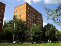 捷尔任斯基, Lermontov st, 房屋 7. 公寓楼