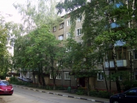 Dzerzhinsky, Lermontov st, house 8. Apartment house