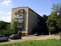 neighbour house: st. Lermontov, house 13А. Apartment house