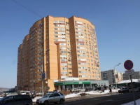 Dzerzhinsky, Lesnaya st, house 5. Apartment house