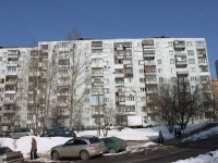 neighbour house: st. Lesnaya, house 12Б. Apartment house