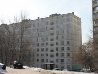 neighbour house: st. Lesnaya, house 12. Apartment house