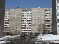 neighbour house: st. Lesnaya, house 15Б. Apartment house