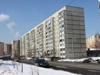 neighbour house: st. Lesnaya, house 15. Apartment house