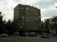 neighbour house: st. Lenin, house 2. Apartment house