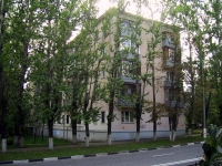 Dzerzhinsky, Lenin st, house 18. Apartment house