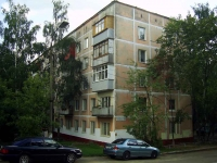 Dzerzhinsky, Lenin st, house 19. Apartment house